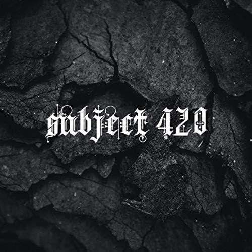 SUBJECT 420