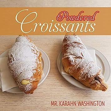Powdered Croissants