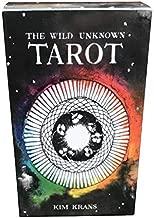 XINJIA Tarot Deck Cards,Tarot Cards Beginner,78 Full-Color Tarot Individual Cards.