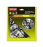 RYOBI CSB184A1 - Hoja de sierra circular para R18CS7-0, color plateado, 184 mm