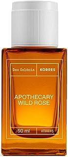 Apothecary Wild Rose Deo Colônia 50ml, Korres