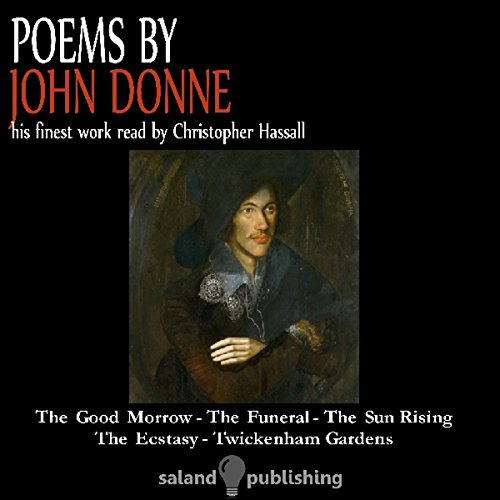 Poems by John Donne cover art