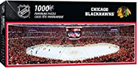 Chicago Blackhawks 1000pc Panoramic Puzzle