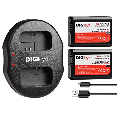batería np-w126s fabricante DIGIeye