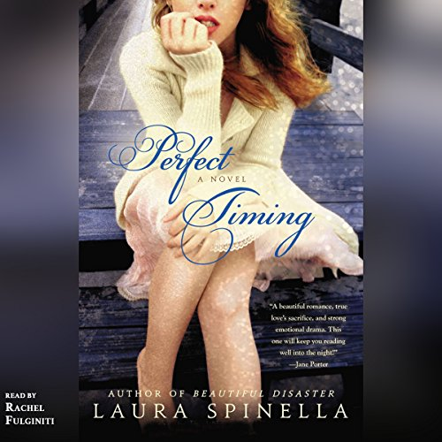 Perfect Timing audiobook cover art