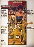 JARDIN DES MODES [No 54] du 01/07/1982 - SAINT LAURENT RIVE GAUCHE - L'ITALIE EST A LA MODE - ROCK - FOLK - JAZZ.