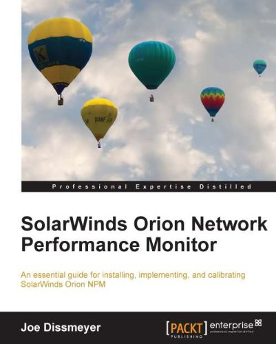 SolarWinds Orion Network Performance Monitor (English Edition)