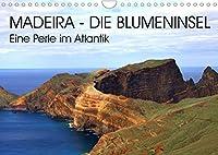 Madeira - Eine wunderschoene Perle im Atlantik (Wandkalender 2022 DIN A4 quer): Die bezaubernde Blumeninsel Madeira verzueckt uns mit wundervollen Bildern aus ihrer faszinierend vielfaeltigen Natur. Ein kleines Paradies mitten im Atlantik! (Monatskalender, 14 Seiten )