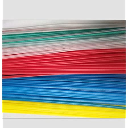 red triangle shape pack of 30 rods 3mm PP Plastic welding rods