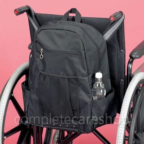 Homecraft Deluxe - Mochila para silla de ruedas