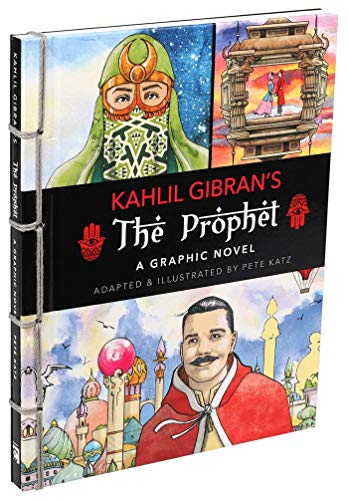 The Prophet: A Graphic Novel