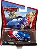 Disney Cars 2 RAOUL CAROULE Diecast Car #9 of 15 - 2011 Release by Mattel