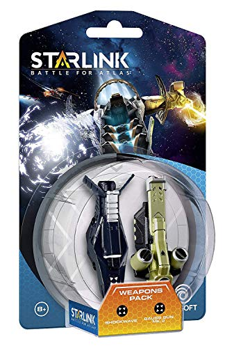 Ubisoft Starlink Weapon Pack, Nessuna Piattaforma Specifica, Shockwave + Gauss