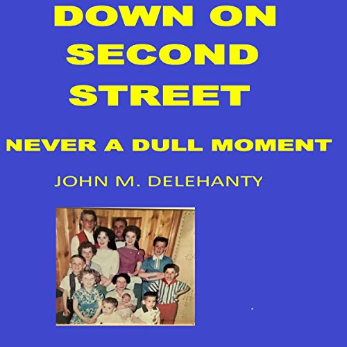 Down on Second Street cover art