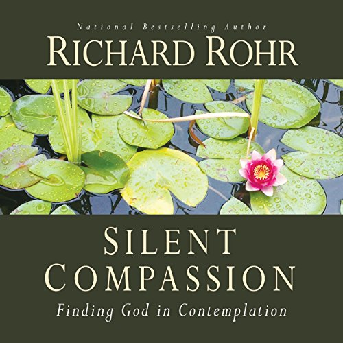 Silent Compassion audiobook cover art