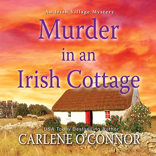 Murder in an Irish Cottage audiobook cover art