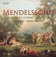 Complete String Quartets Quintets Sextets & Octet (2011-02-01)