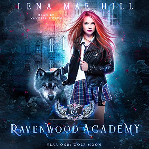 Ravenwood Academy  By  cover art