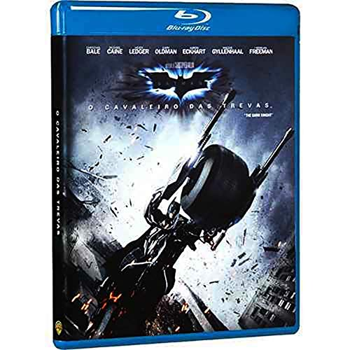 Batman O Cavaleiro Das Trevas [Blu-ray]