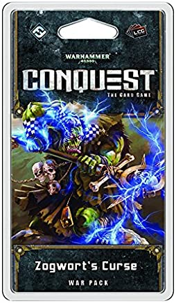 Warhammer 40,000 Conquest Lcg - Zogwort's Curse Pack Expansion