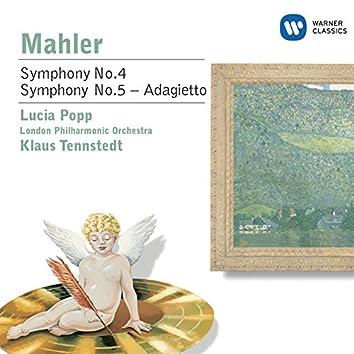 Mahler: Symphony No.4 & Symphony No.5 - Adagietto