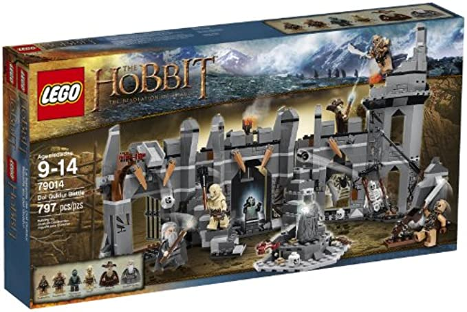 LEGO Hobbit 79014 Dol Guldur Battle