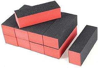 Onwon 10 PCS Sanding Buffing Nail Polisher 4 Way Polish Buffer Buffing Block Nail Files..