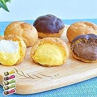 オリジナルシュークリーム 20箱セット 洋菓子のヒロタ 1箱4個入×20箱 (5種類)