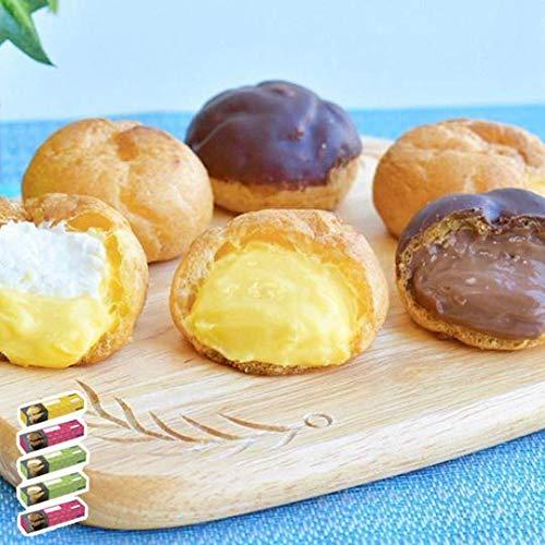 オリジナルシュークリーム 5箱セット 洋菓子のヒロタ 1箱4個入×5箱 (5種類)