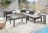 Destiny Loungegruppe Arenal Lounge Garnitur Sitzgruppengarnitur Gartenlounge