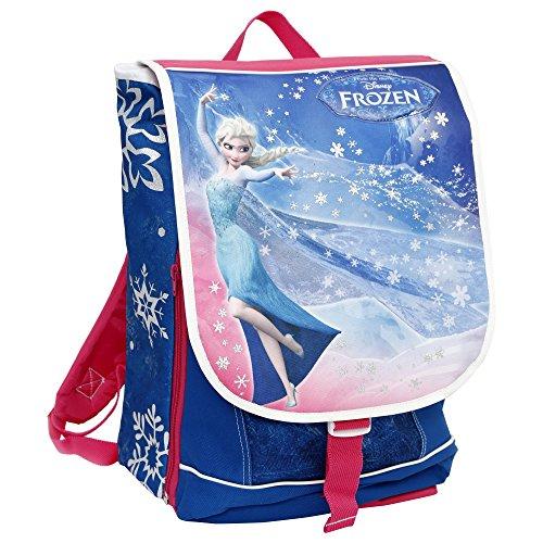Giochi Preziosi - Frozen Zaino Scuola, Estensibile, con Luci