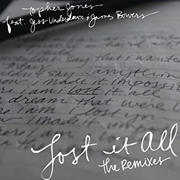Lost It All (Remixes)