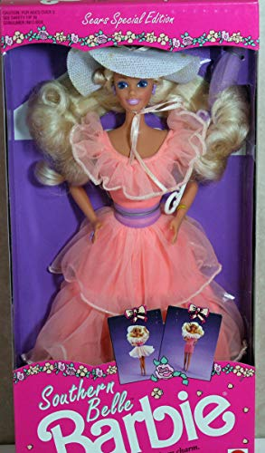 Southern Belle Special Edition Barbie 1991
