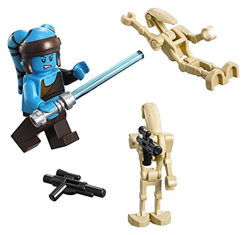 Tank de Combat Republic Fighter LEGO Star Wars 75182 - 305 Pièces - 7