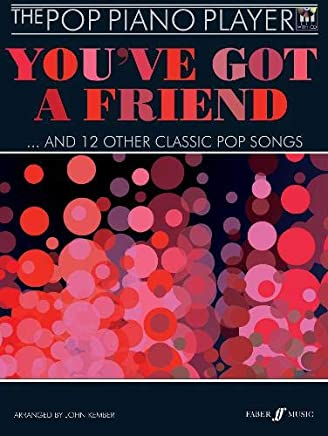 Pop Piano Player : Youve Got a Friend and 13 Other Great Songs + CD