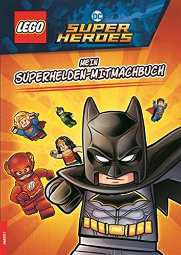 LEGO®DC COMICS SUPER HEROES - Mein Superhelden-Mitmachbuch