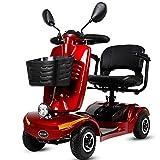 Scooter électrique à 4 Roues Motrices pour Adulte/Personnes...