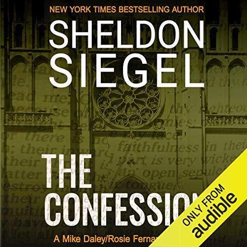 The Confession cover art