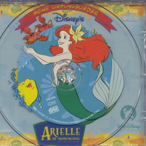 Arielle,die Meerjungfrau