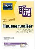WISO Hausverwalter 2017 Standard - Die Rundum-sorglos-Lösung für kleine Hausverwaltungen und...
