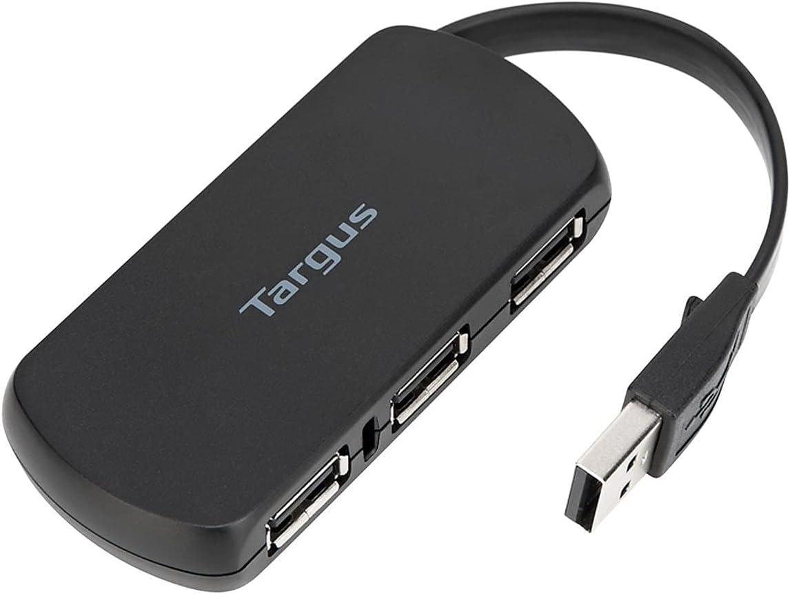 Targus 4-Port USB Hub - ACH114US