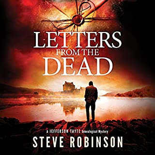 Letters from the Dead Titelbild