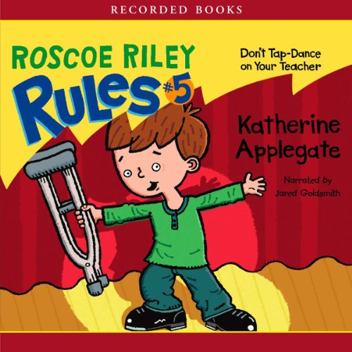 Don't Tap Dance On Your Teacher                   By:                                                                                                                                 Katherine Applegate                               Narrated by:                                                                                                                                 Jared Goldsmith                      Length: 46 mins     1 rating     Overall 5.0