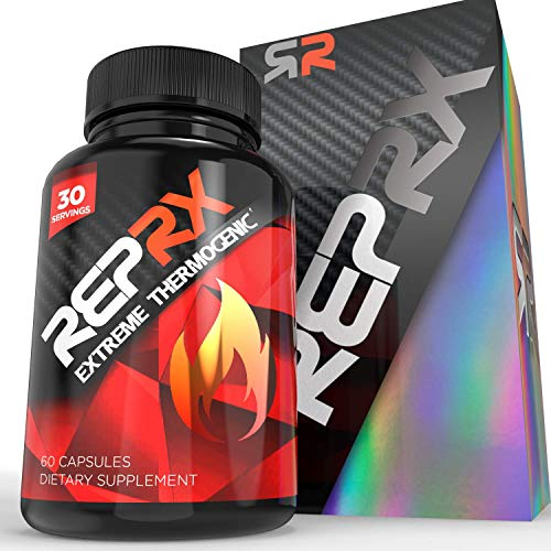 REPRX EXTREME THERMOGENIC Fat Burner Weight Loss Diet Pills review
