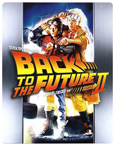 Zurück in die Zukunft 2- II, Steelbook, Blu-ray, Back to the Future II, Zavvi exklusiv, nur 3.000 Exemplare, Uncut, Regionfree