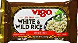 Vigo White and Wild Rice, 8 Ounce (Pack of 12)