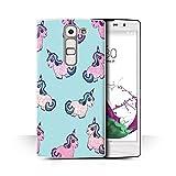 Stuff4 Phone Case for LG G4c/H525N Fantasy Unicorn