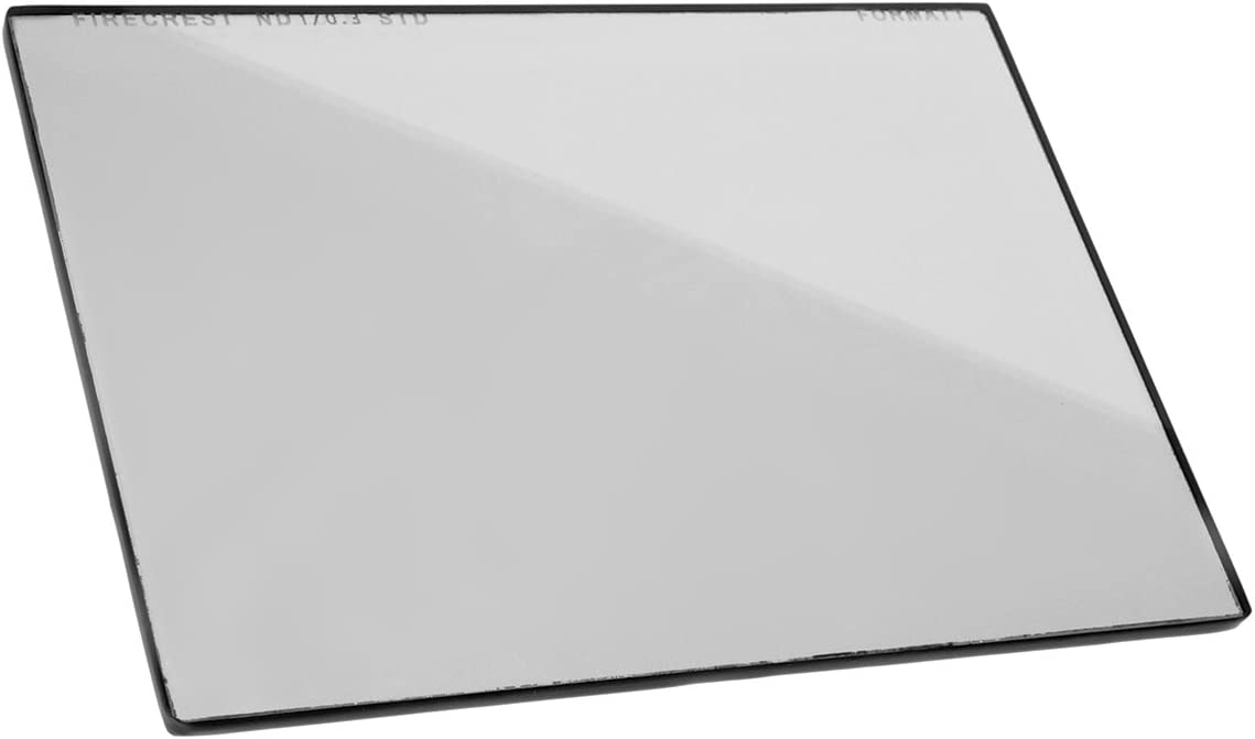 Firecrest ND 4x5.65 ND Neutral density Filter 0.3 1 Stop ...