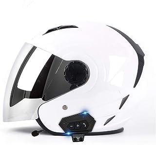 Suchergebnis Auf Für Bluetooth Helme Jethelme Helme Auto Motorrad