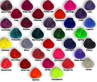 8 x La Riche Directions Semi-Permanent Hair Color 88ml Tubs - FLAMINGO PINK